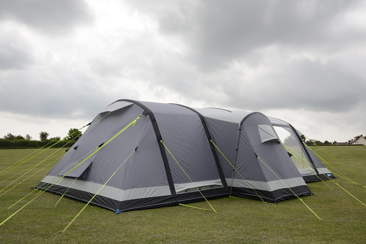 Kampa Bergen 6 Air Pro Tent 2018 8