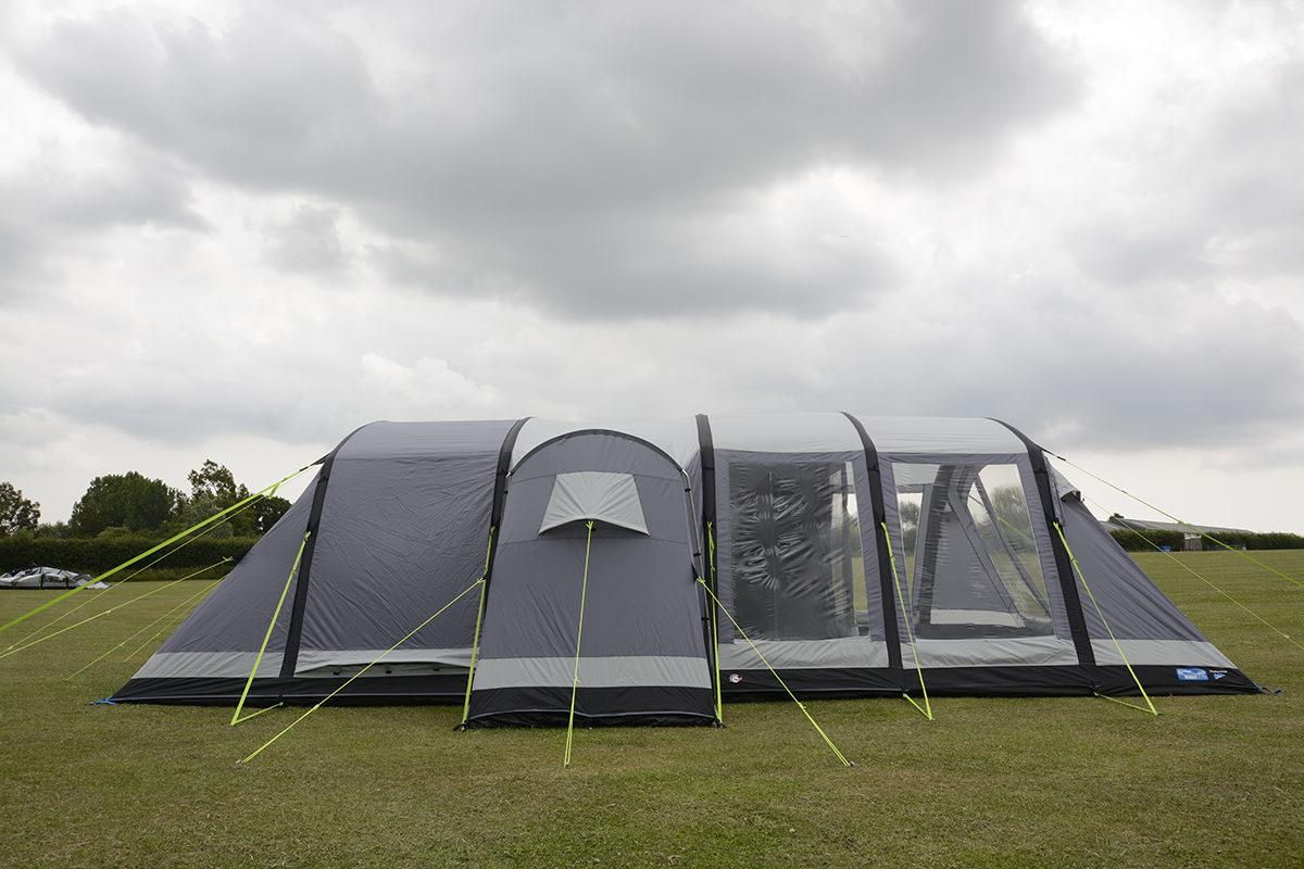 Kampa Bergen 6 Air Pro Tent 2018 9
