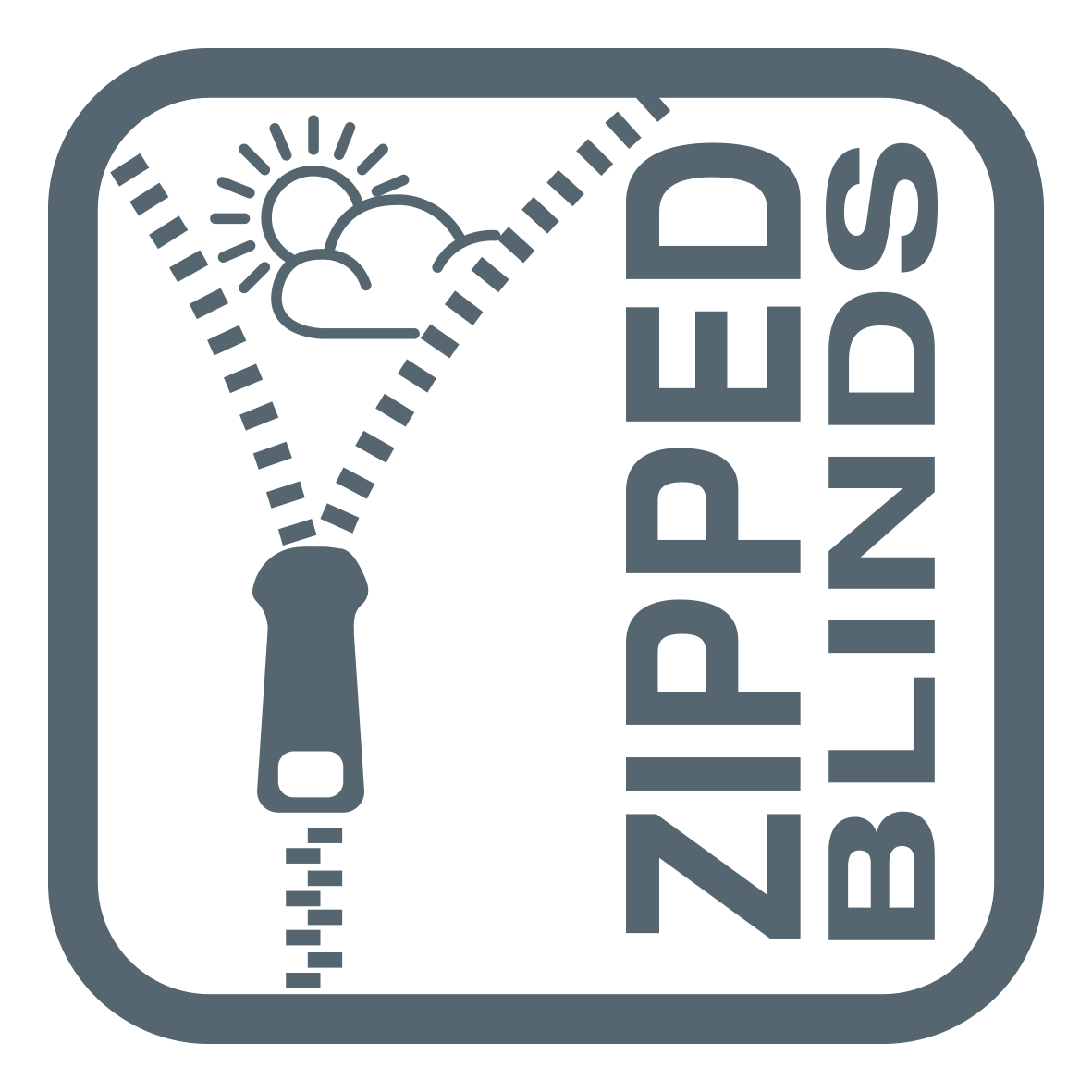 Zipped Blinds