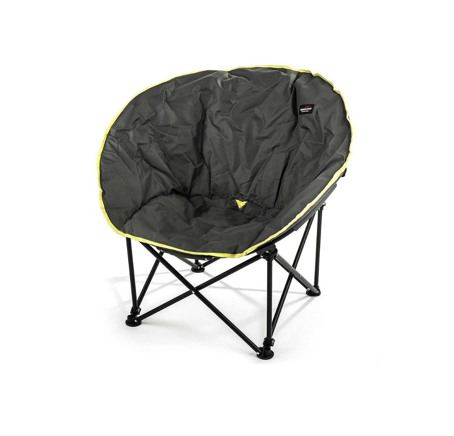 Redcliffs Small Moon Chair - Green Trim