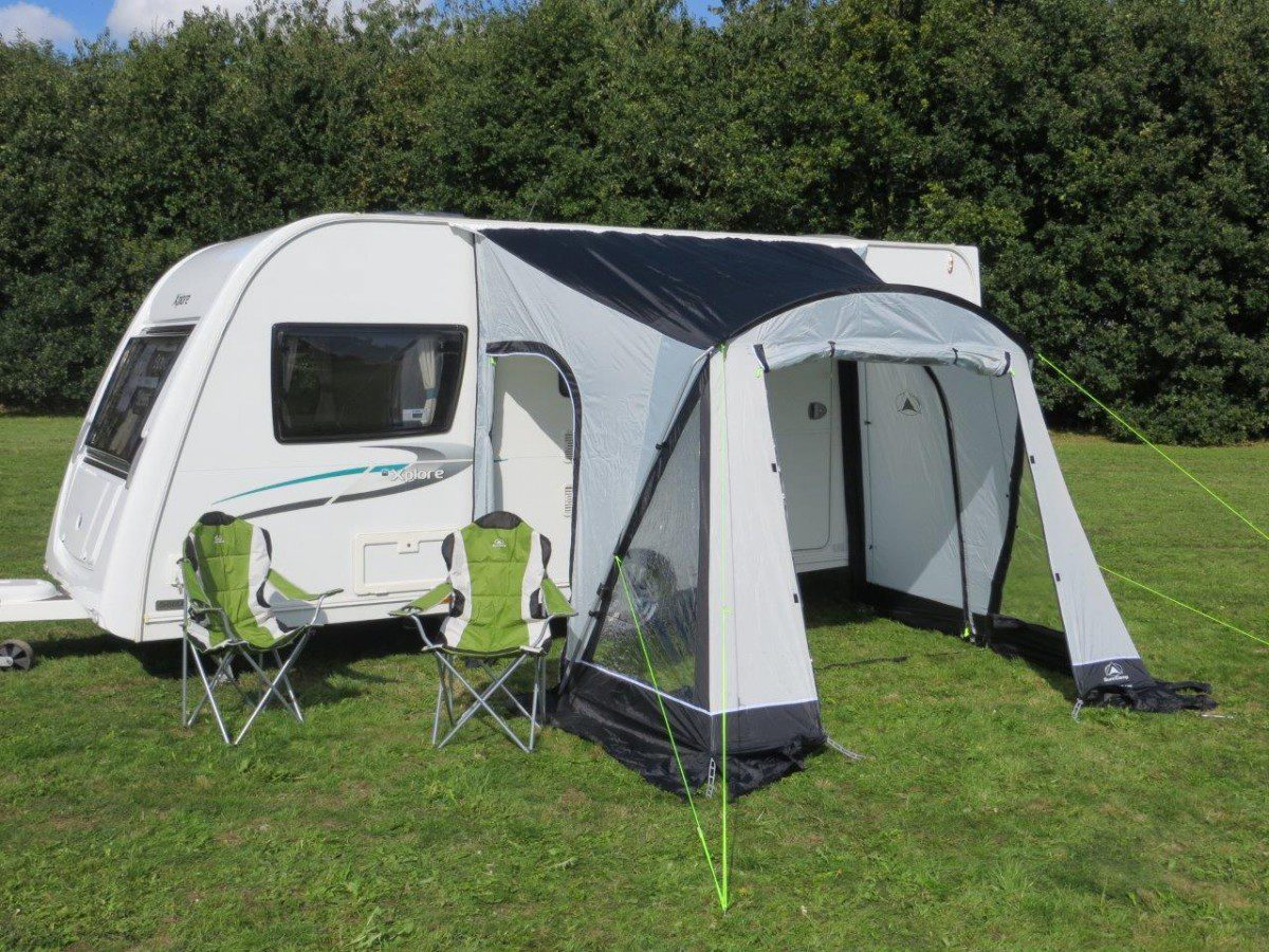 Sunncamp Swift 260 Grey