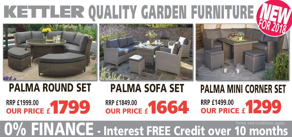 Kettler Quality Garden Furniture