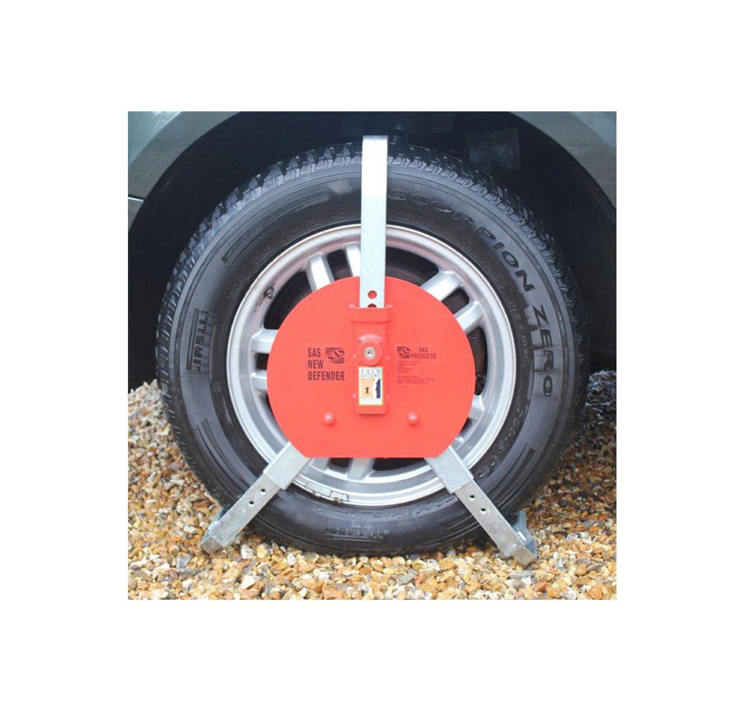 SAS NDEFL Wheelclamp