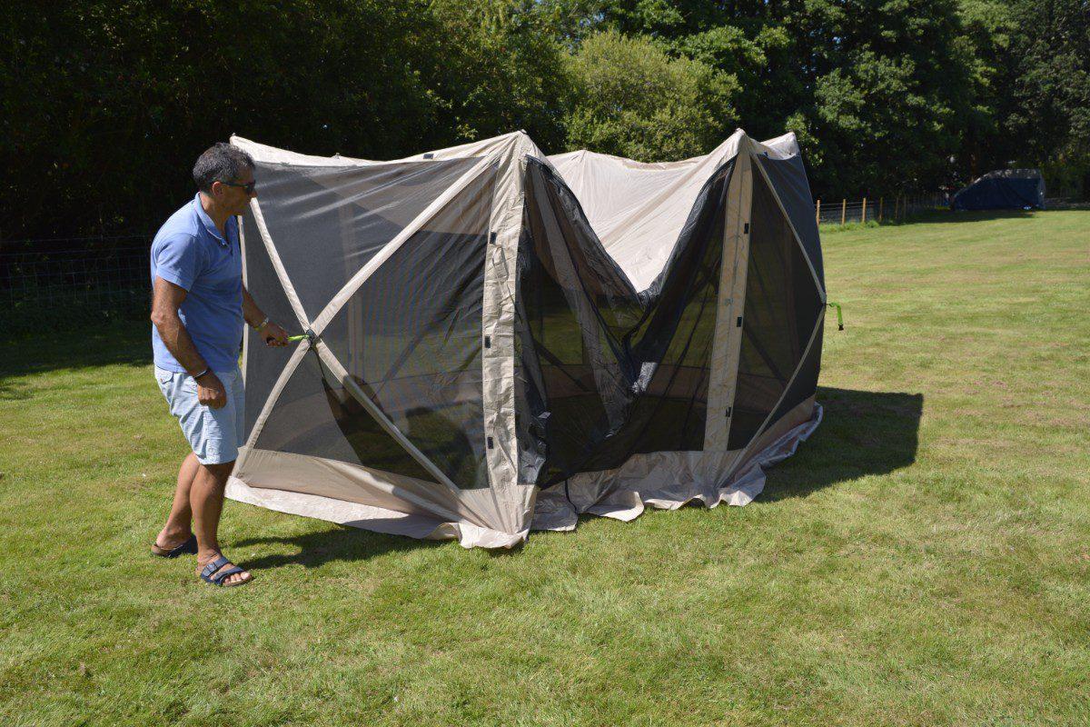 Pop Up Shelter 018