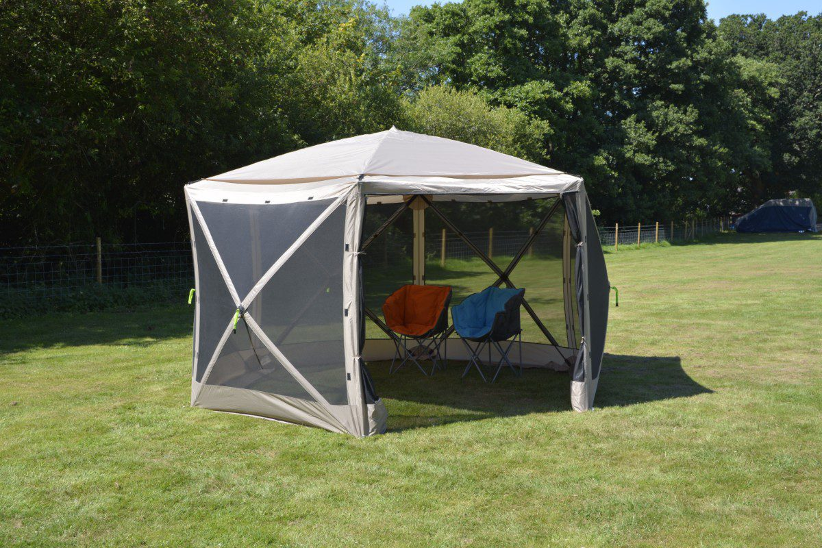 Pop Up Shelter 063