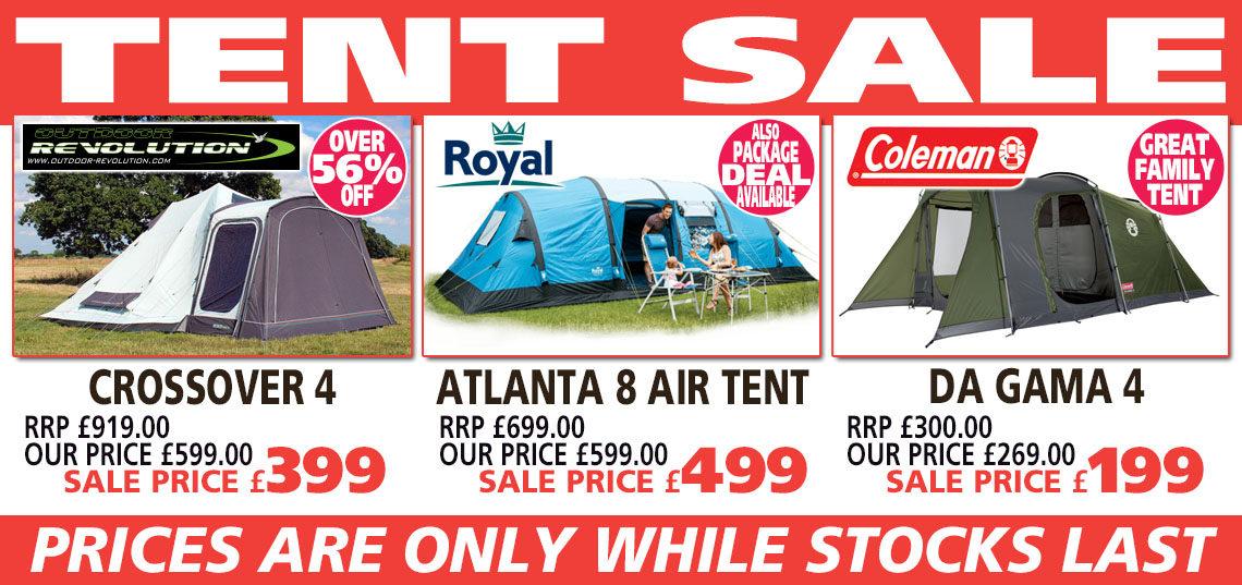 Tent sale banner - Atlanta 8