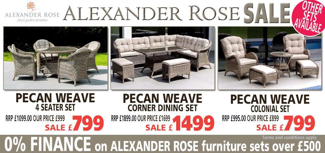 Alexander Rose Pecan Banner