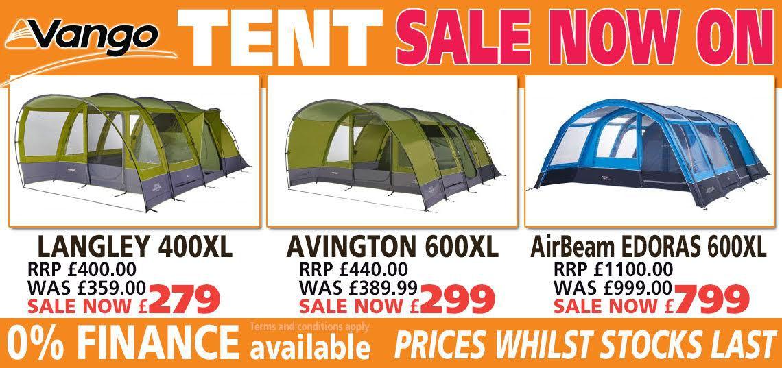 Vango Tent Sale