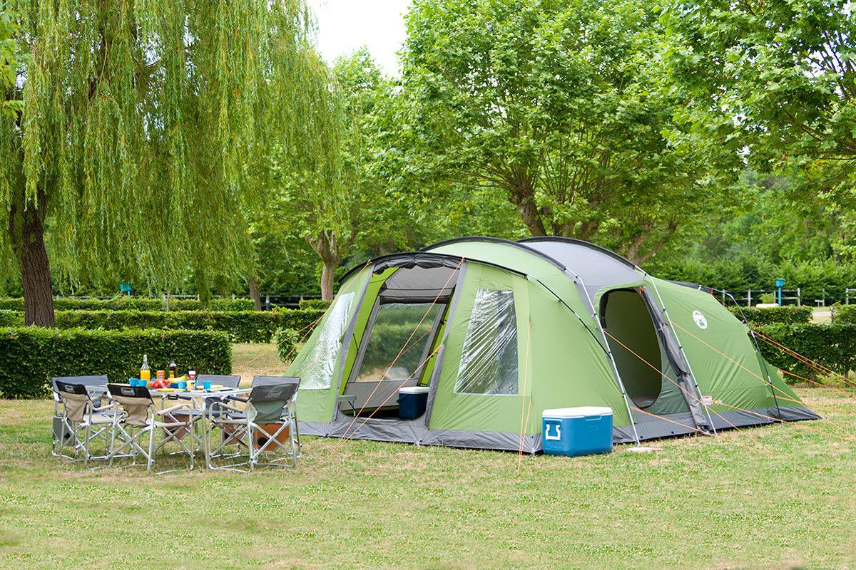 Coleman Kingsley 6 Tent 1