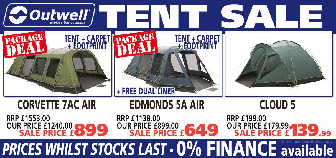 Outwell Tent Sale