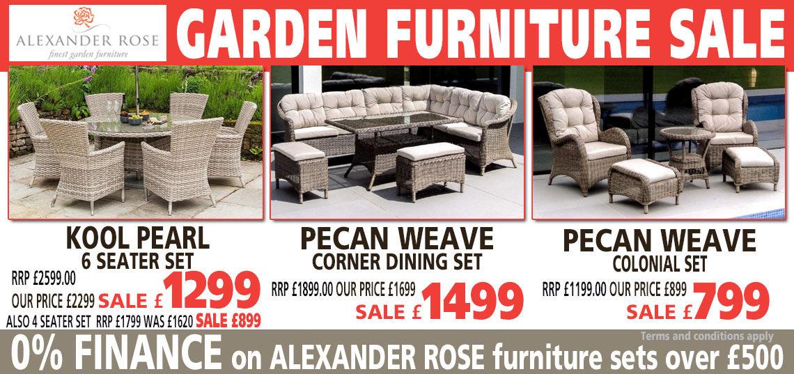 Alexander Rose Kool Pearl Sale