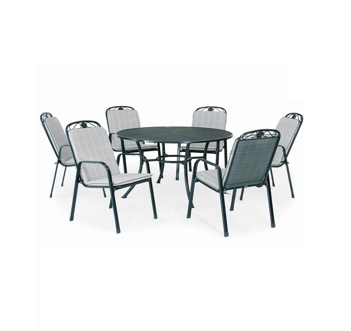 Kettler Siena 6 Seat Dining Set