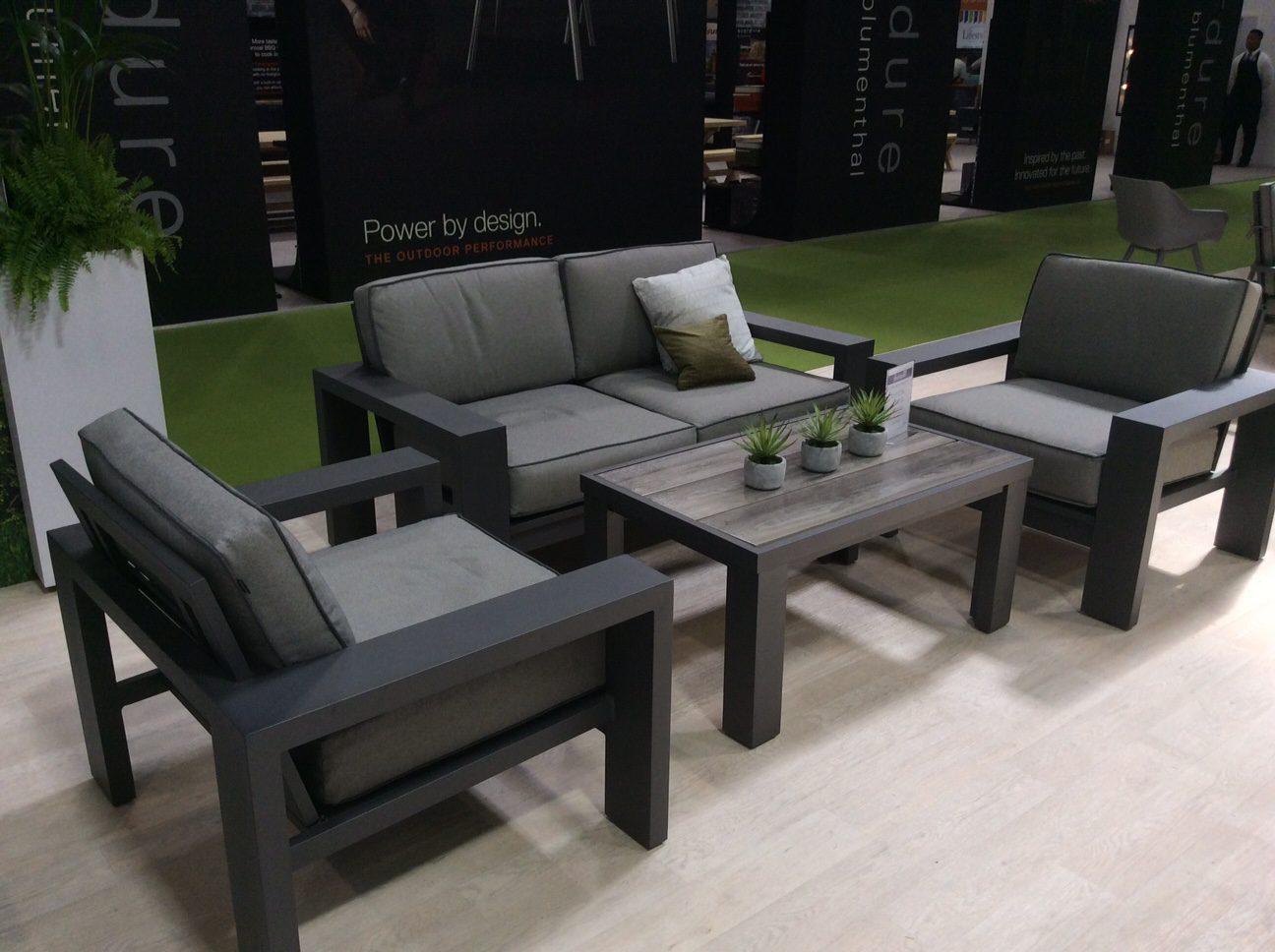 Hartman Tita 4 Seat Lounge Set 2019