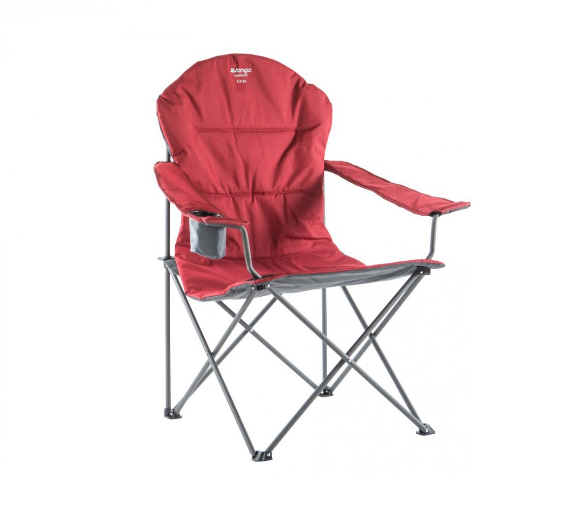 Divine Chair Red