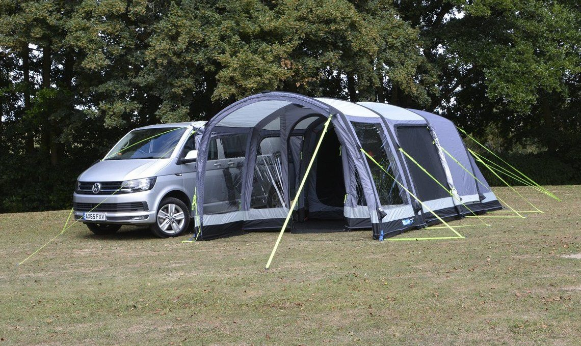 Kampa Touring Air Driveaway Awning 2019 Norwich