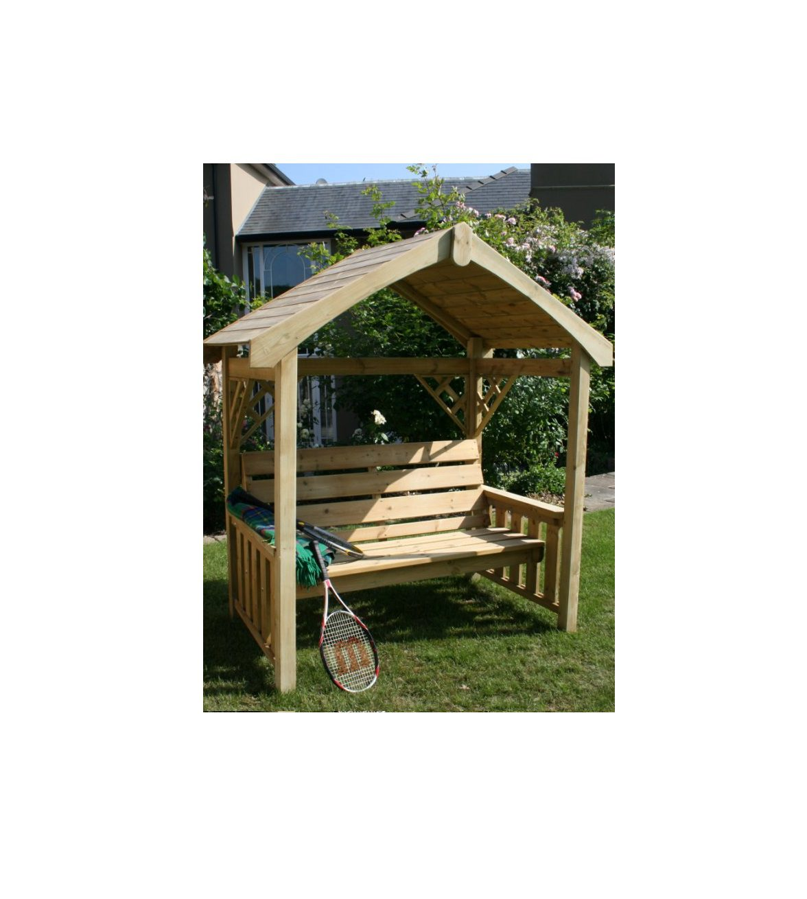 Herefordshire Arbour Portrait Part Of Huttons Garden Furniture Range