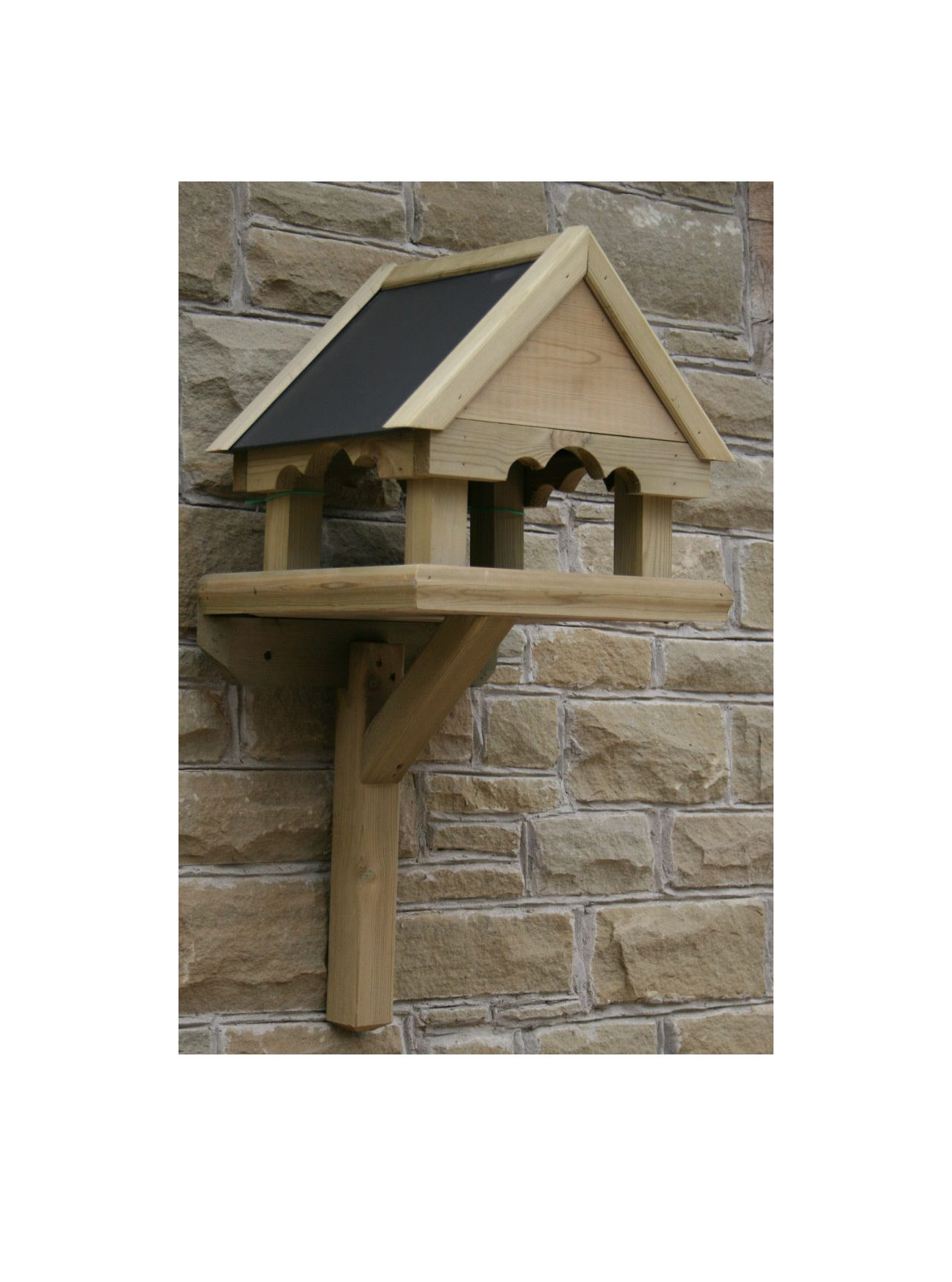 Hutton Richmond Wall Mounted Bird Table
