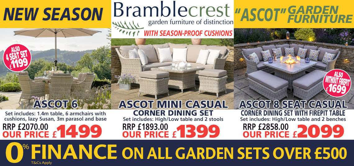 Bramblecrest New Season Furniture