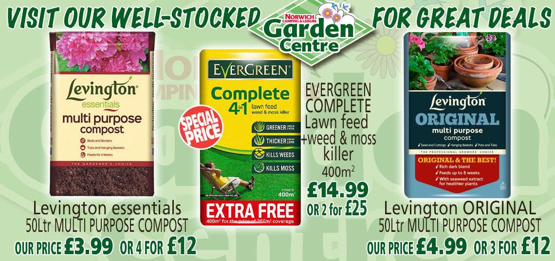 Garden Centre Banner 1