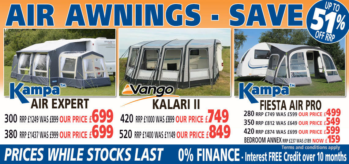 Air Awning Sale