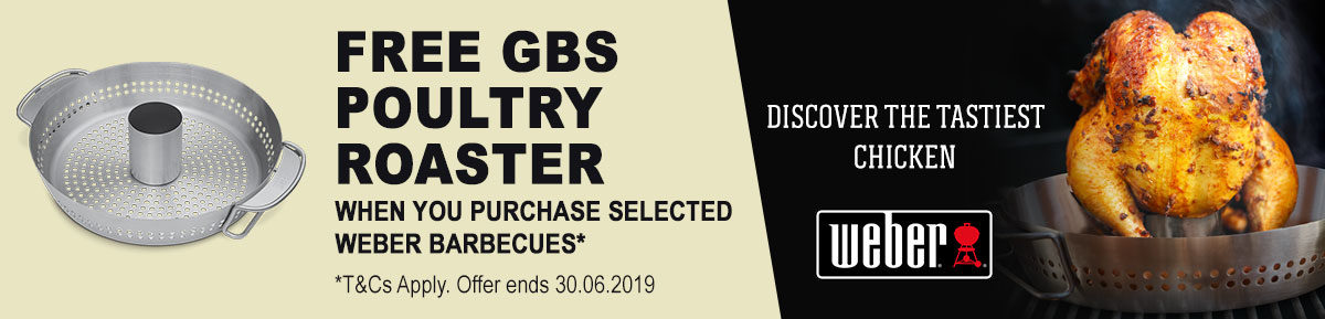 Free Gbs Poultry Roaster Slim Banner