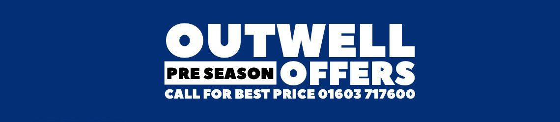 Outwell Pre Season Banner