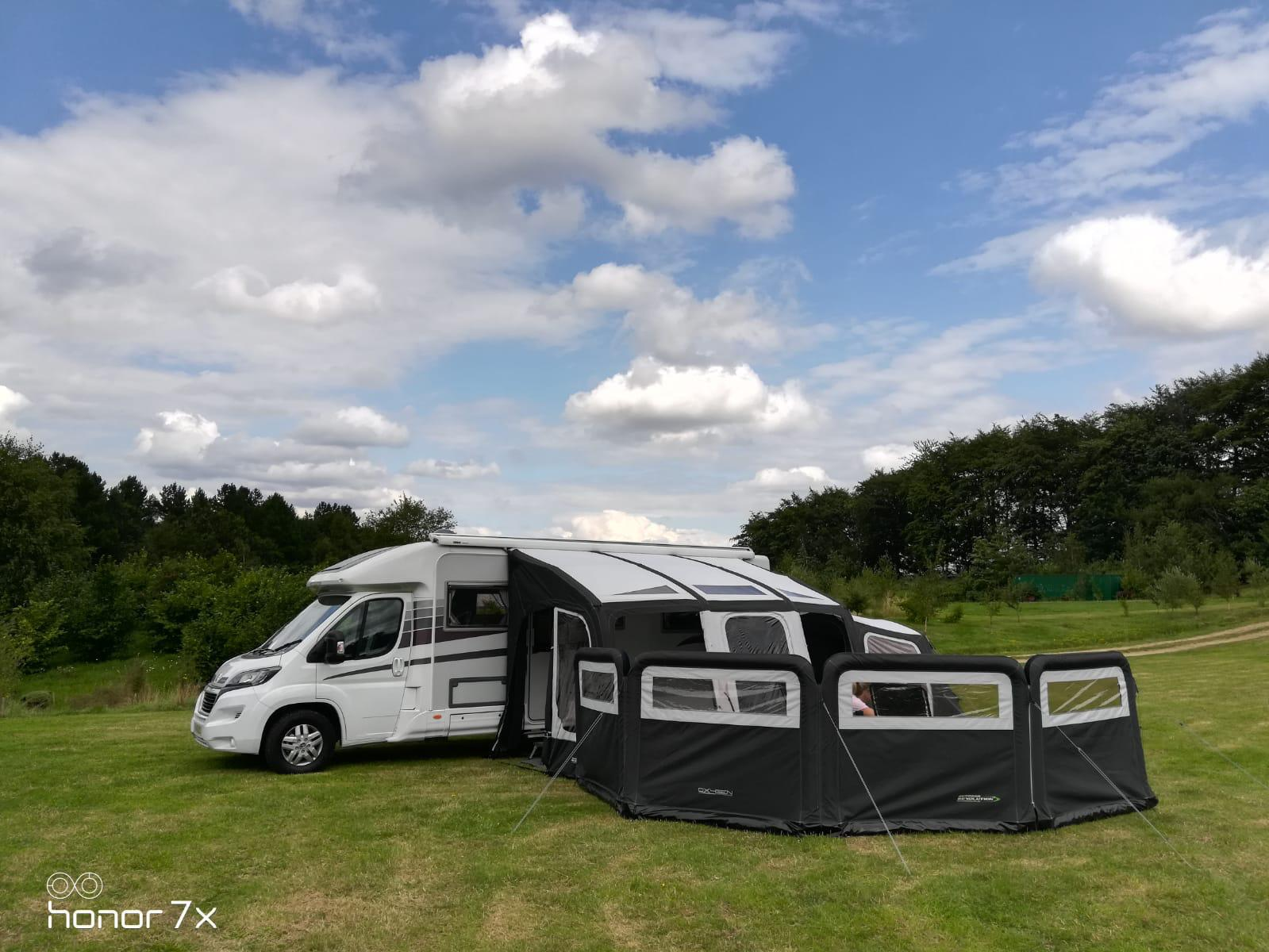 Outdoor Revolution Eclipse 380 Norwich Camping 4