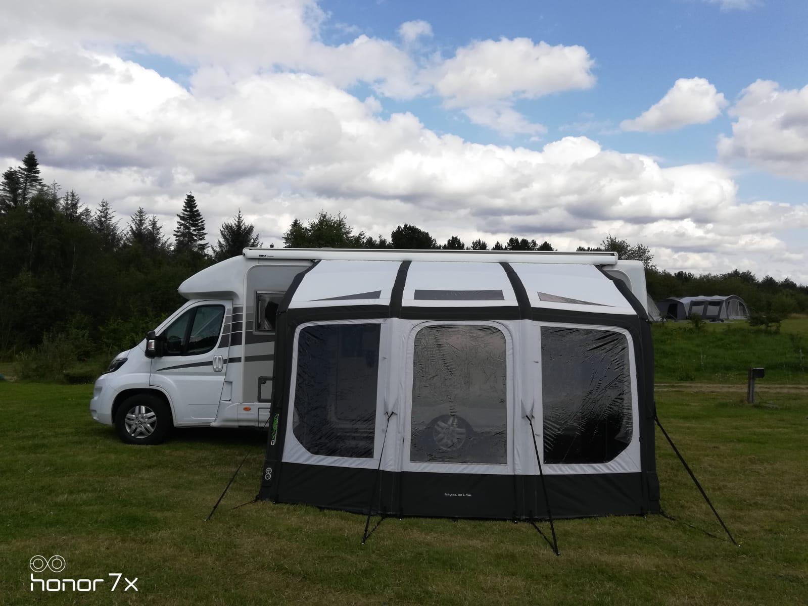 Outdoor Revolution Eclipse 380 Norwich Camping 5