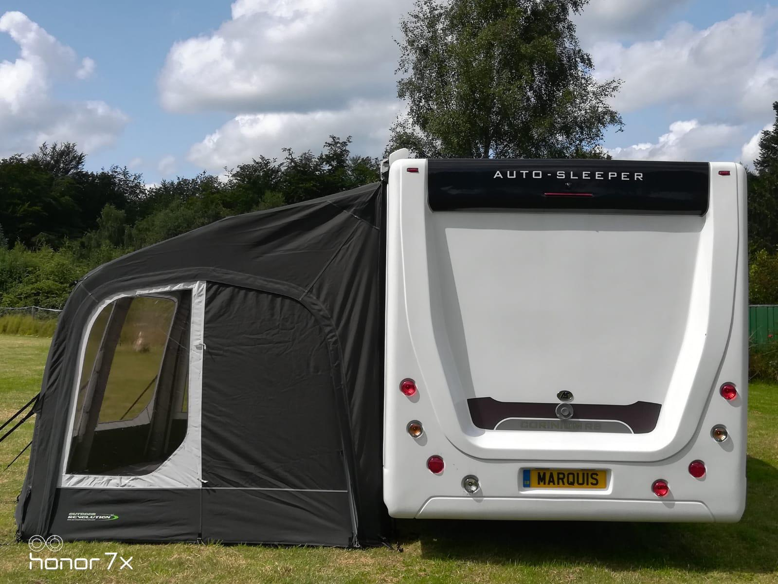 Outdoor Revolution Eclipse 380 Norwich Camping 6
