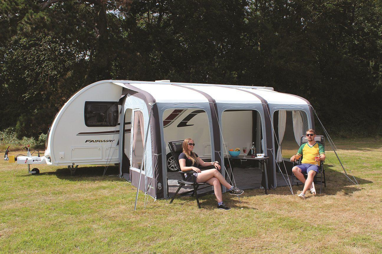 Outdoor Revolution Evora 390 Pro Climate Norwich Camping 1