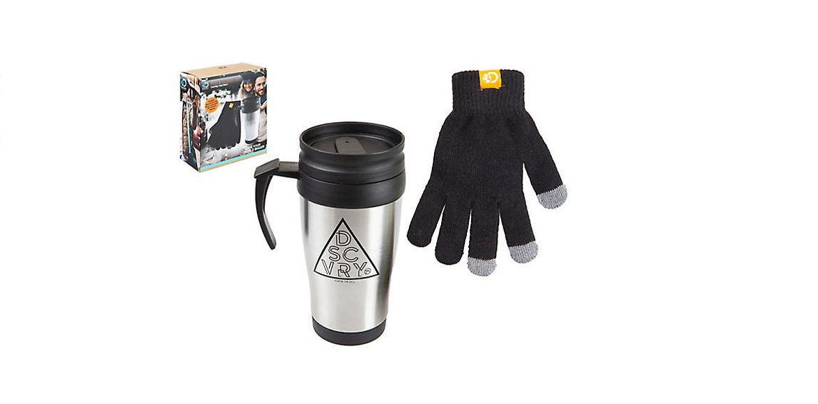 Thermal Mug Glove Set