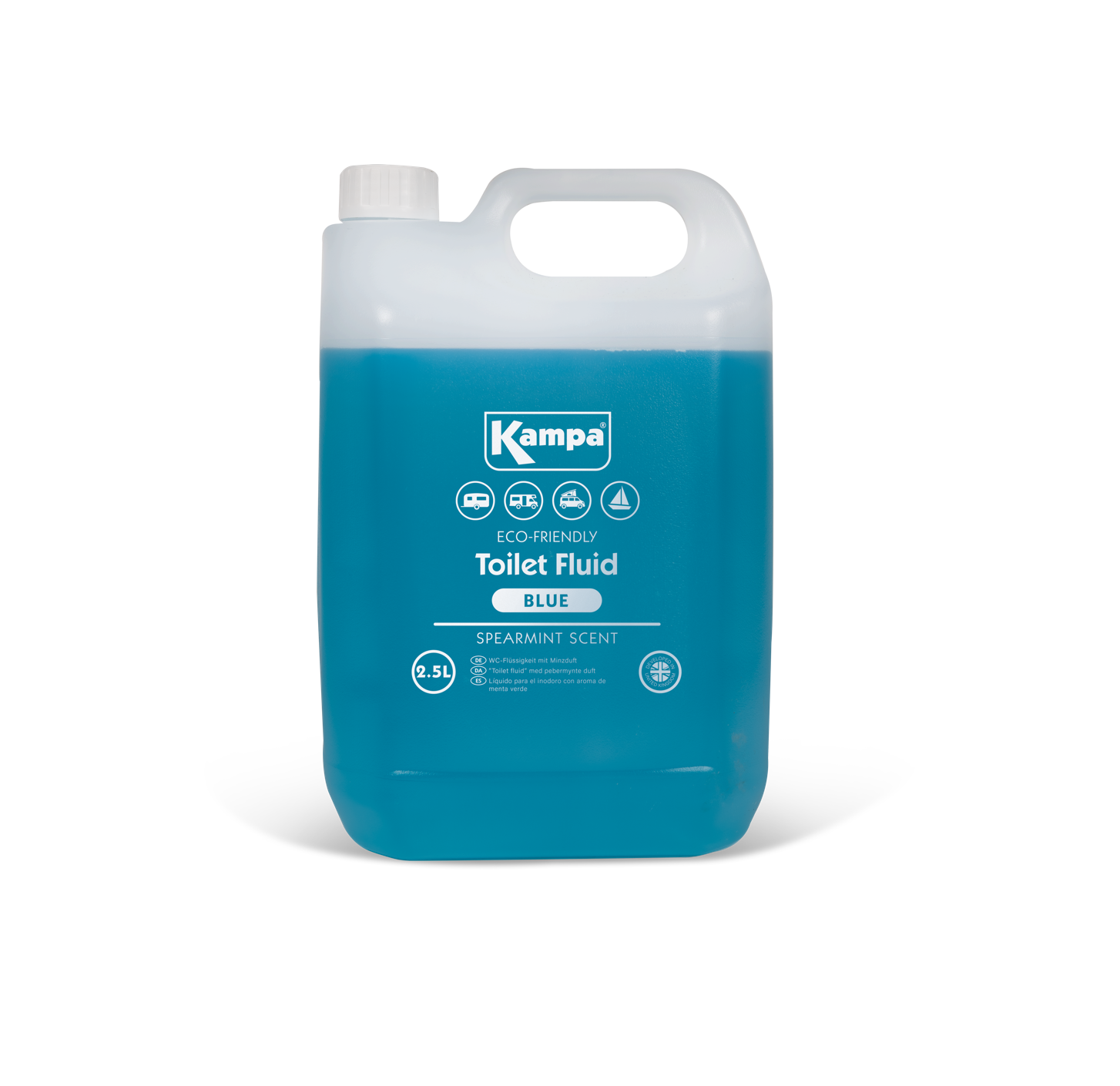 Kampa toilet fluid spearmint