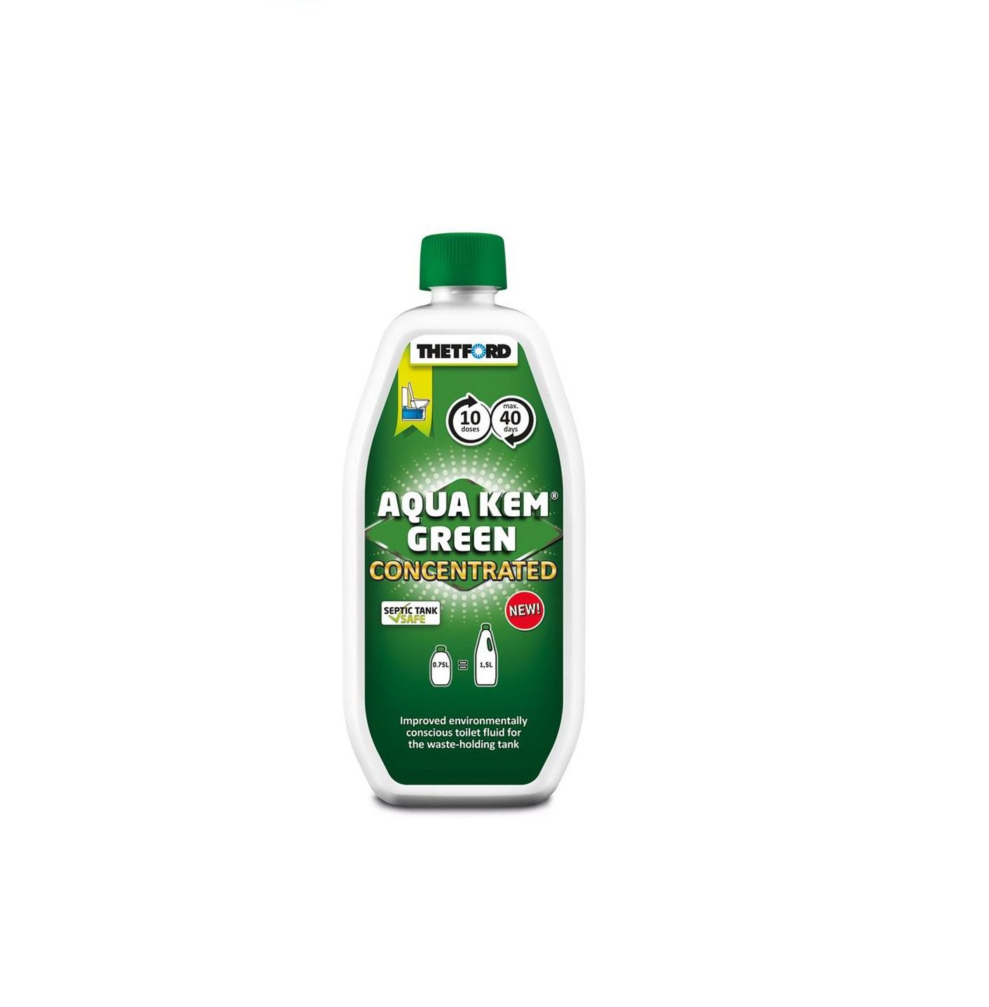 Thetford Aqua Kem Concentrated green