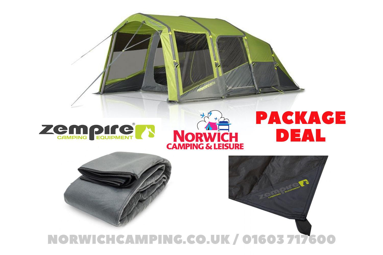 Zempire Evo Tm Air Tent Package Deal