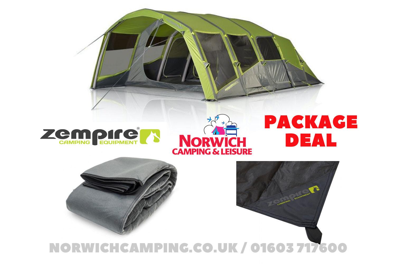 Zempire Evo Txl Air Tent Package Deal