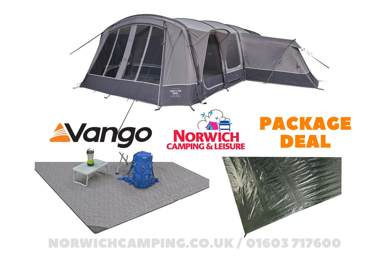 Vango Tahiti 850Xl Tent Package Deal