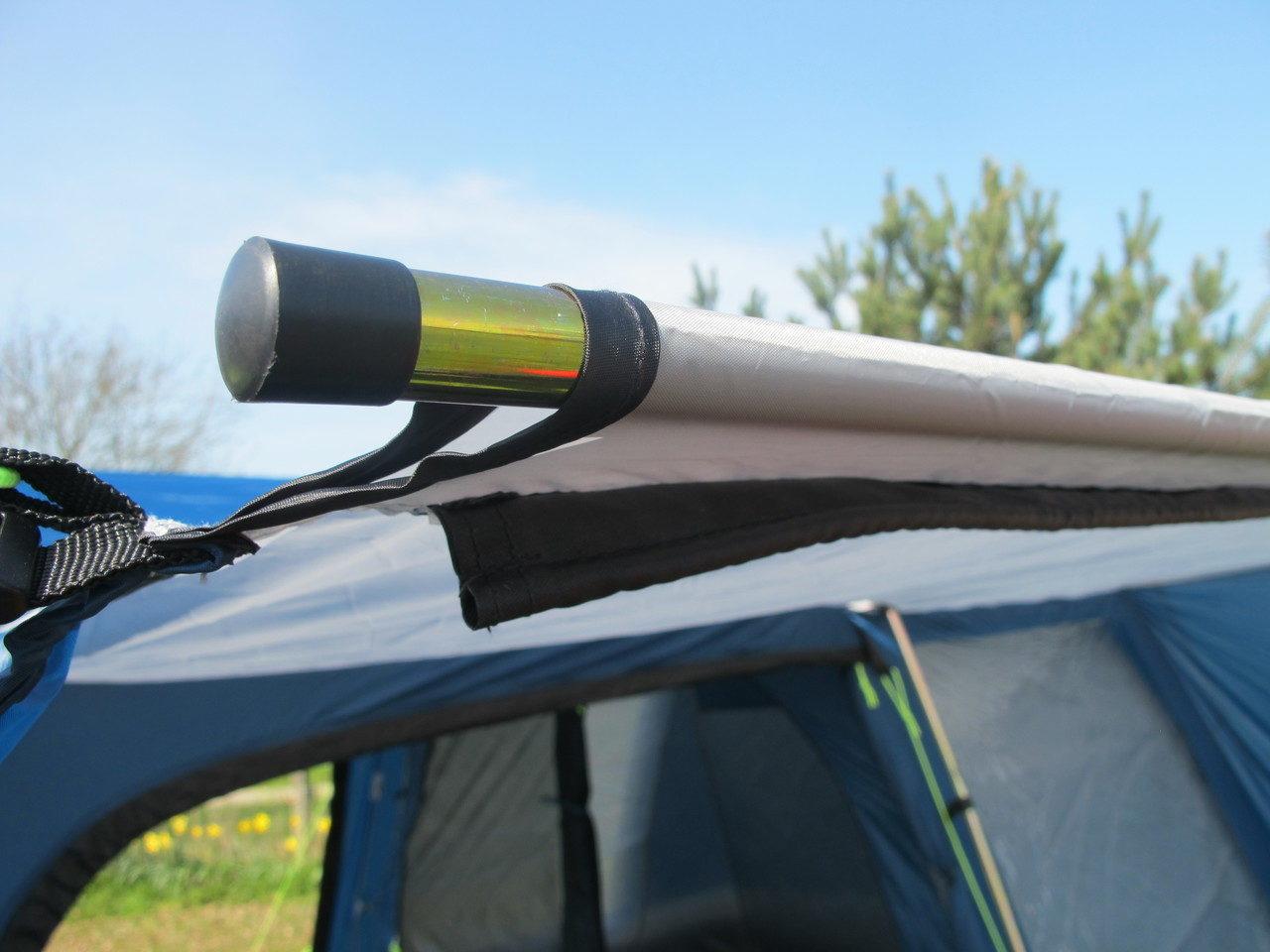 Kampa CE749011 Pole & Clamp Set