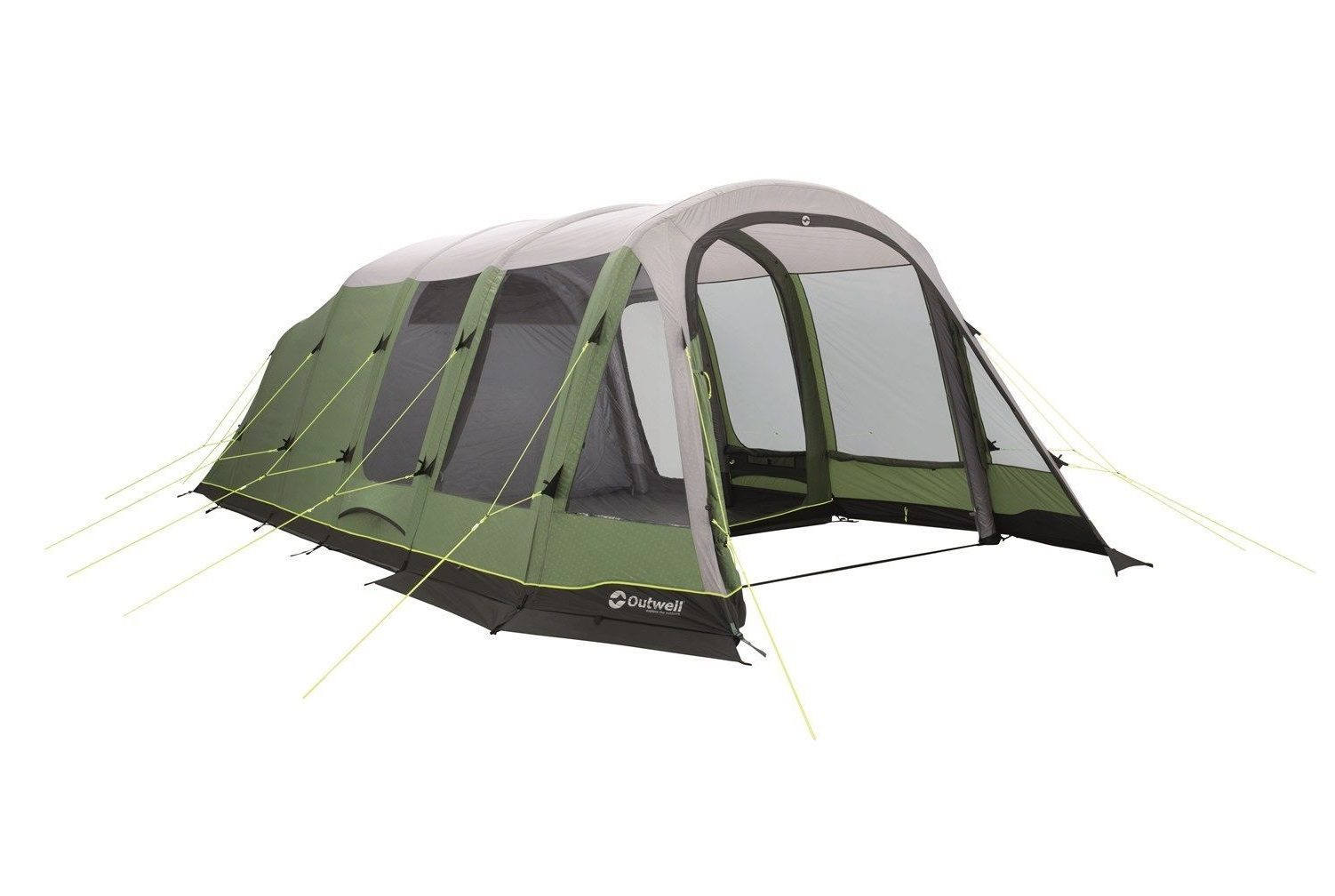 110903 Outwell Woodburg 6A Air Tent 1