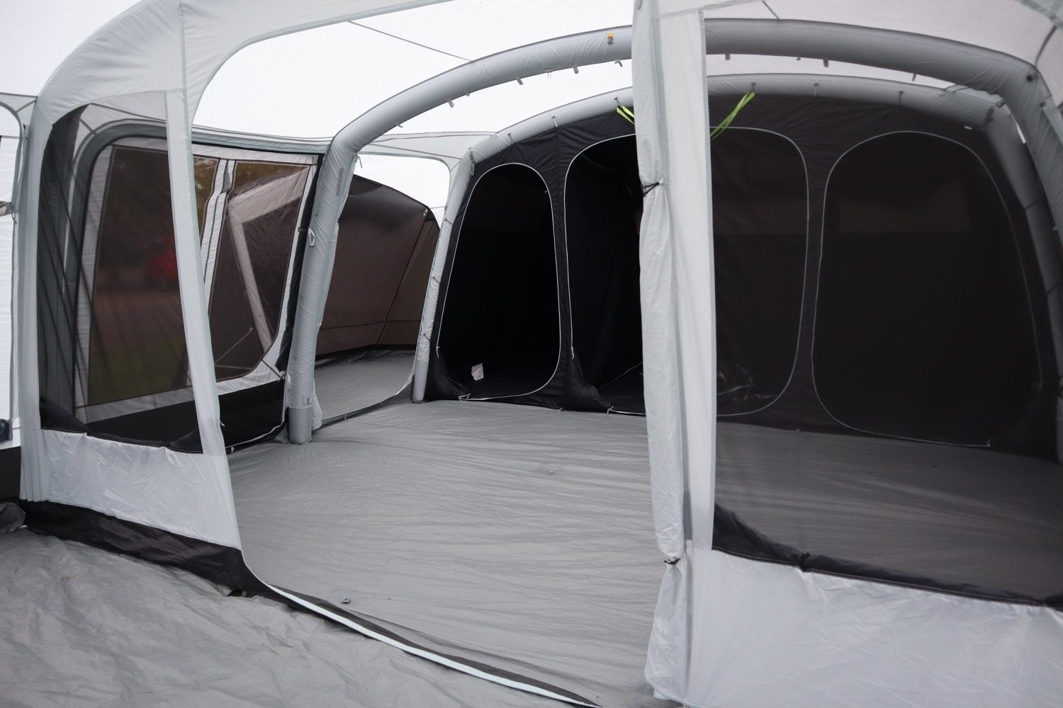 Outdoor Revolution Airedale 9Se With Porch Extension Norwich Camping4