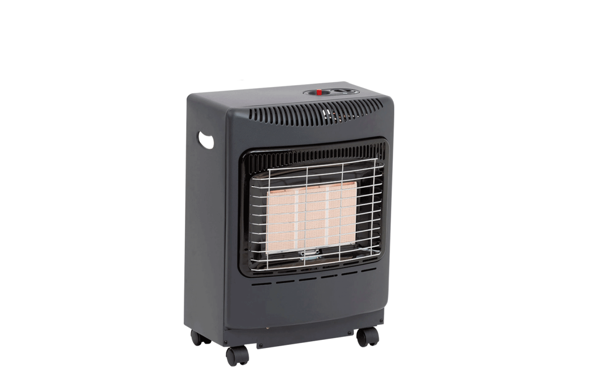 Lifestyle Mini Heater Black