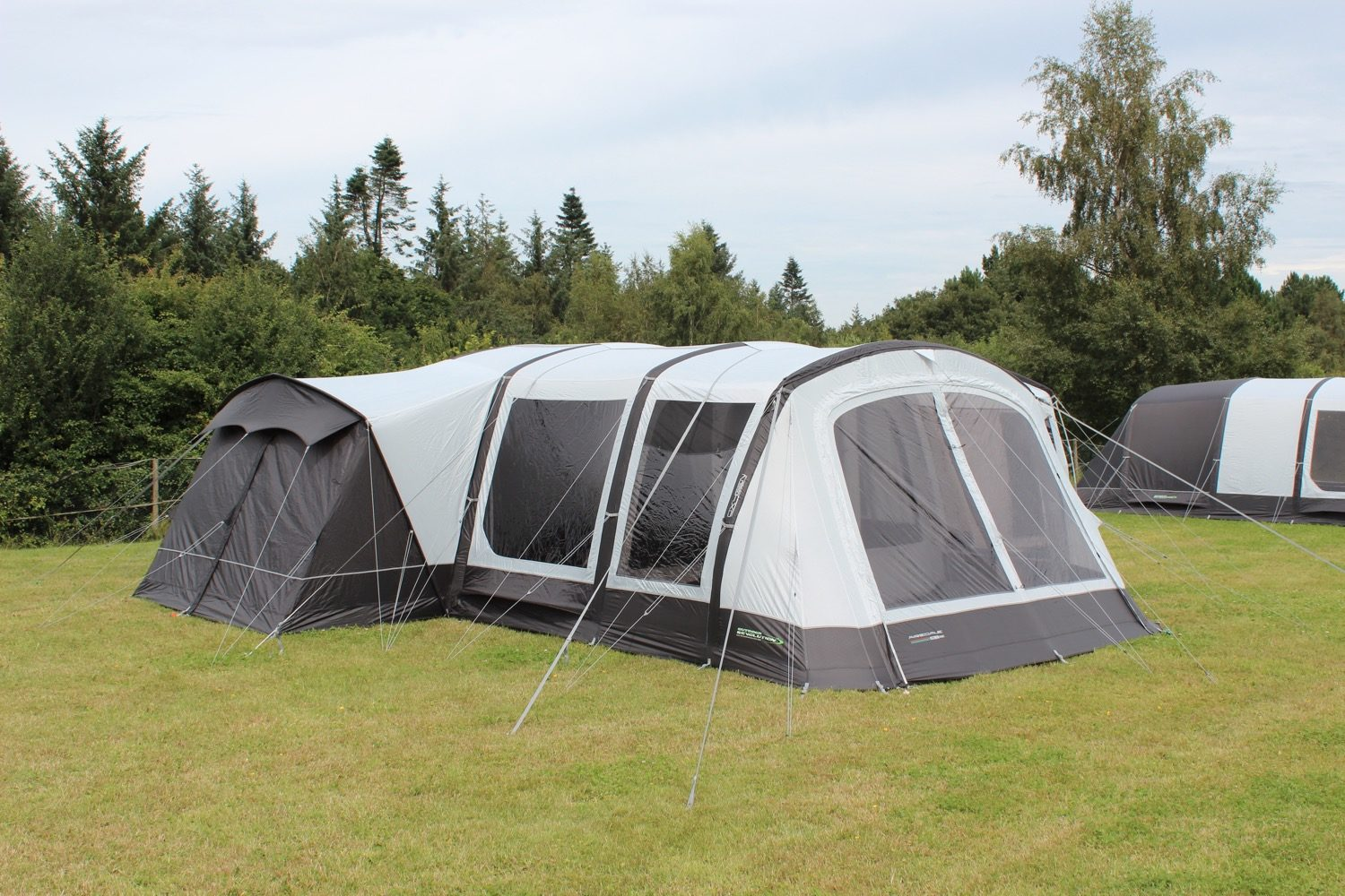 Outdoor Revolution Airedale 6Se Tent 2021 Norwich Camping1