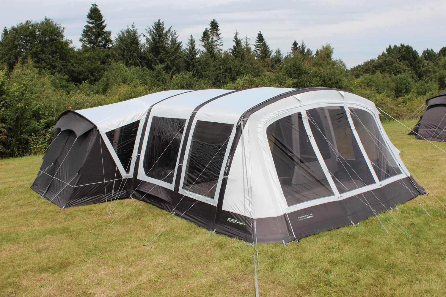 Outdoor Revolution Airedale 7Se Tent 2021 Norwich Camping13
