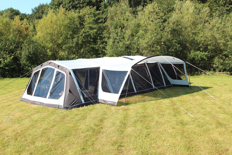 Outdoor Revolution Safari Lodge Tent 2021 Norwich Camping 4