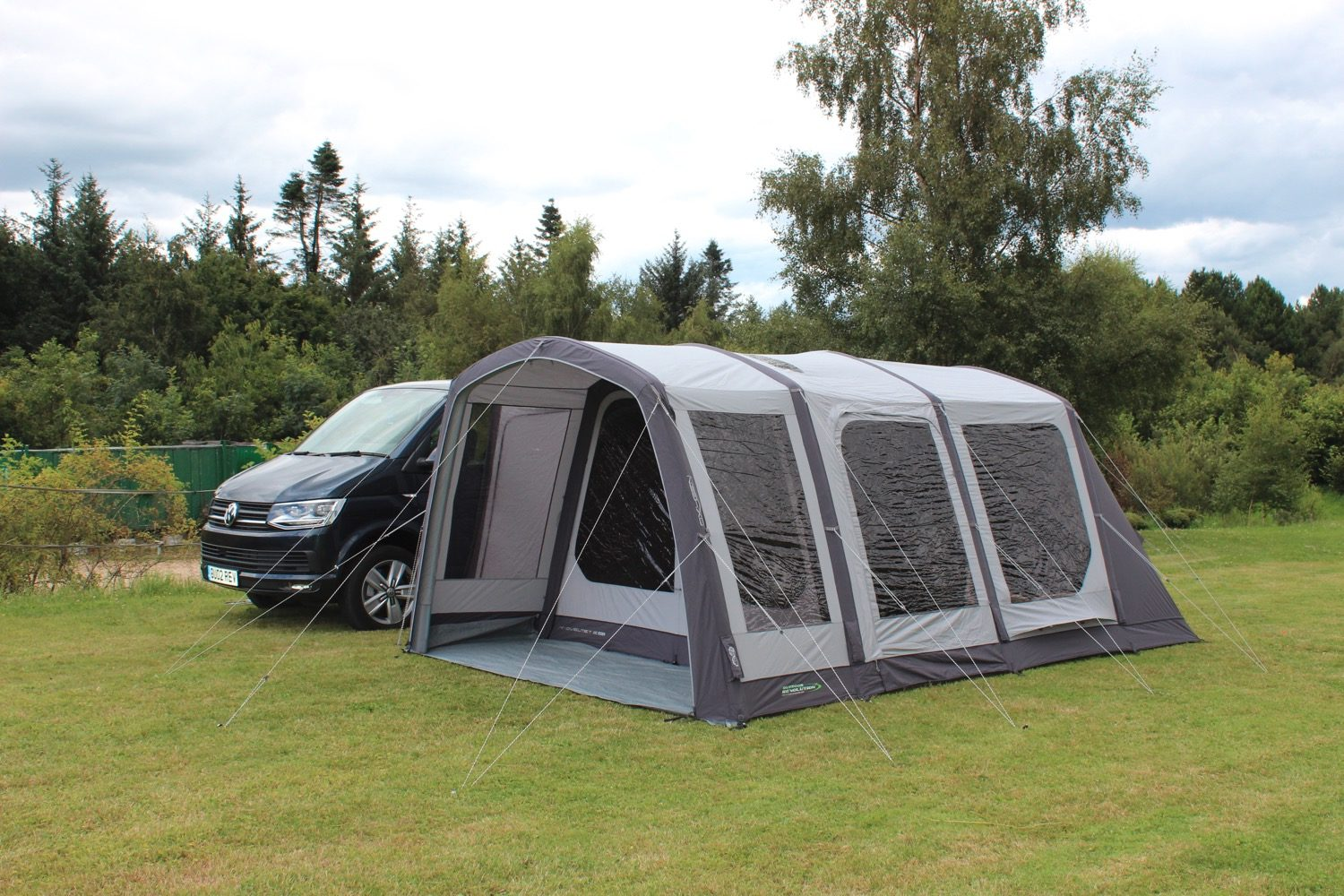 Outdoor Revolution T4 Pc Driveaway Awning 2021 Norwich Camping2