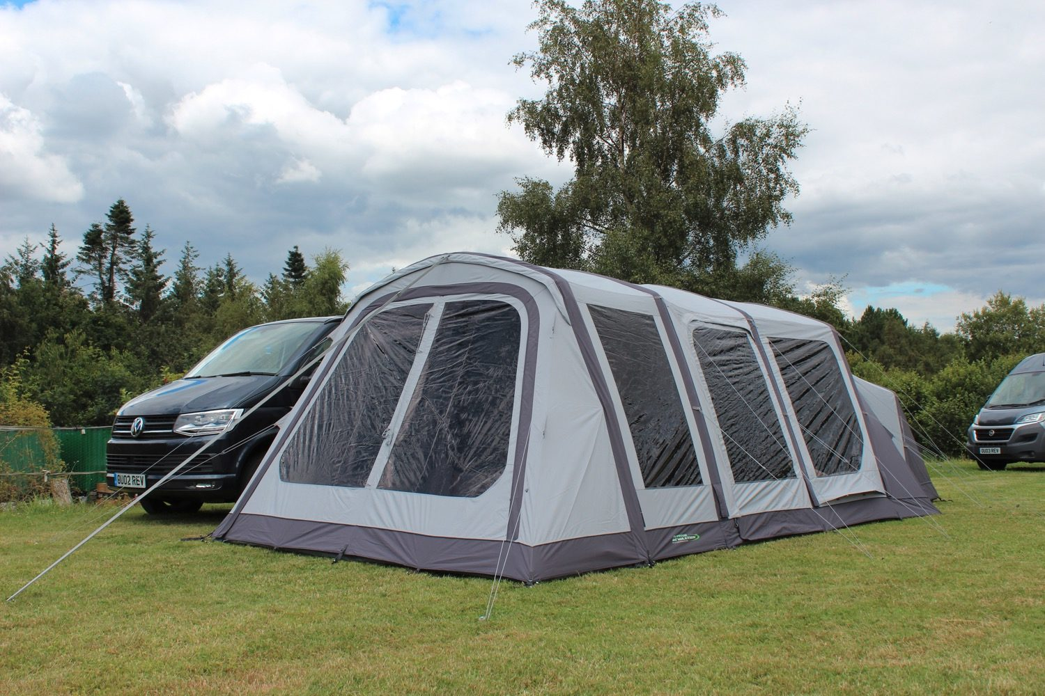 Outdoor Revolution T4 Pc Driveaway Awning 2021 Norwich Camping1