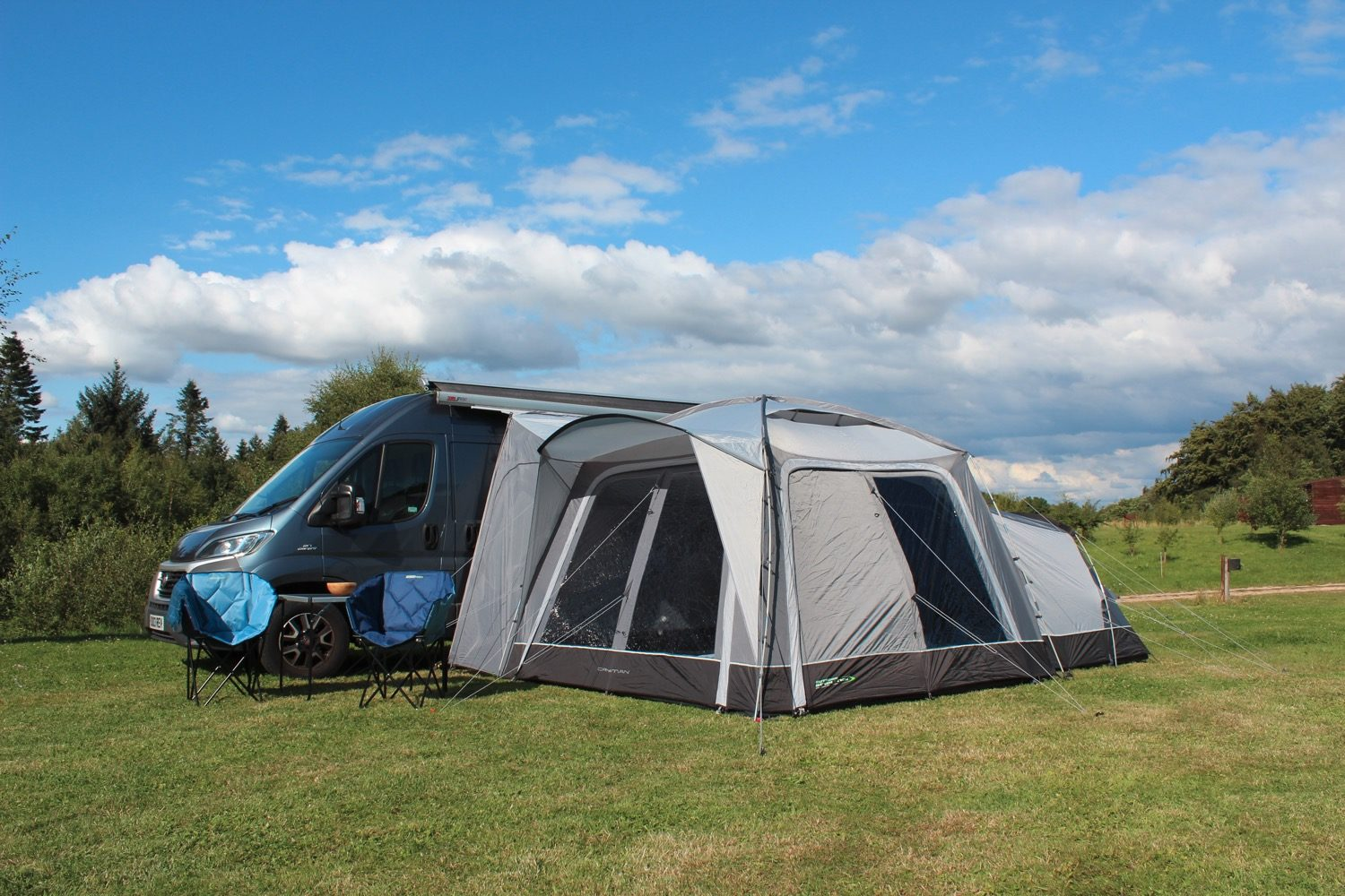 Outdoor Revolution Cayman Poled Awning 2021 Norwich Camping