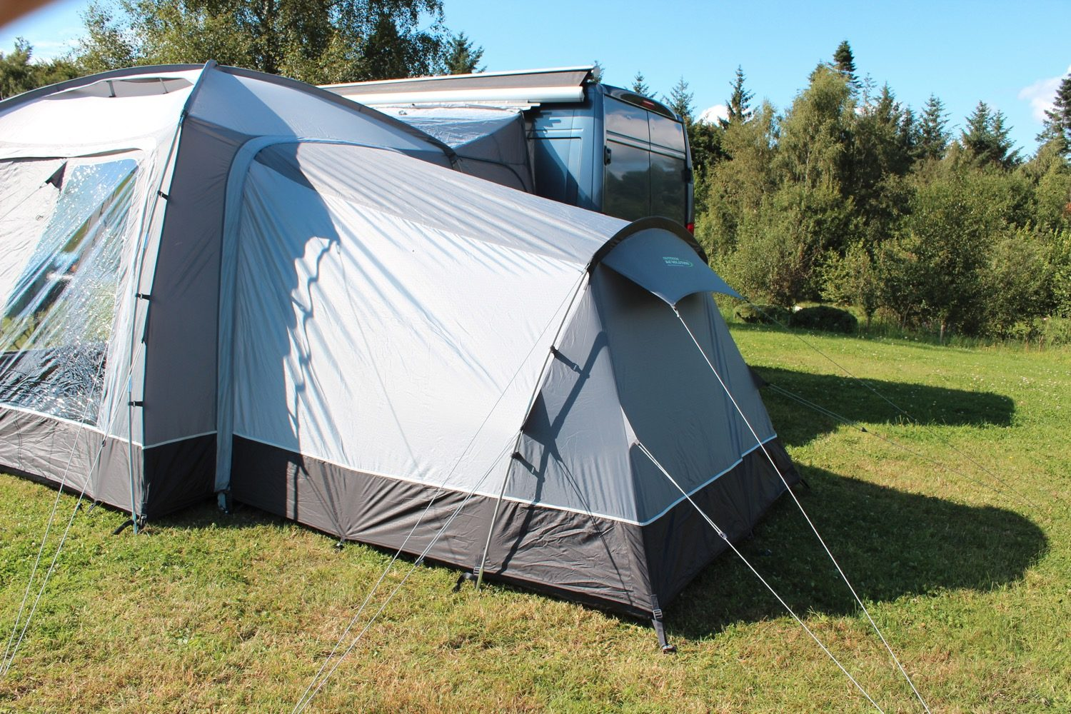 Outdoor Revolution Cayman Poled Awning 2021 Norwich Camping 3