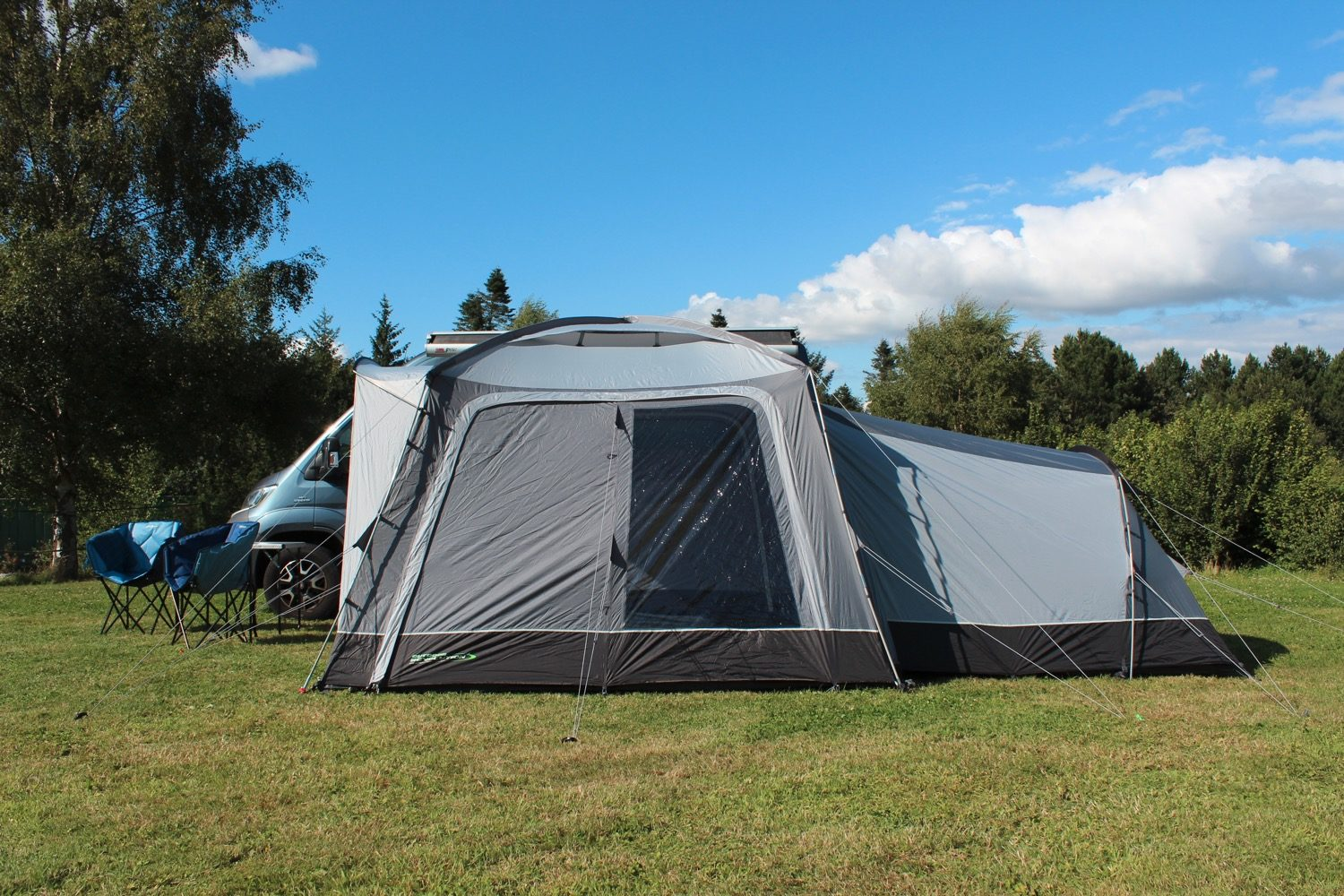 Outdoor Revolution Cayman Poled Awning 2021 Norwich Camping 6