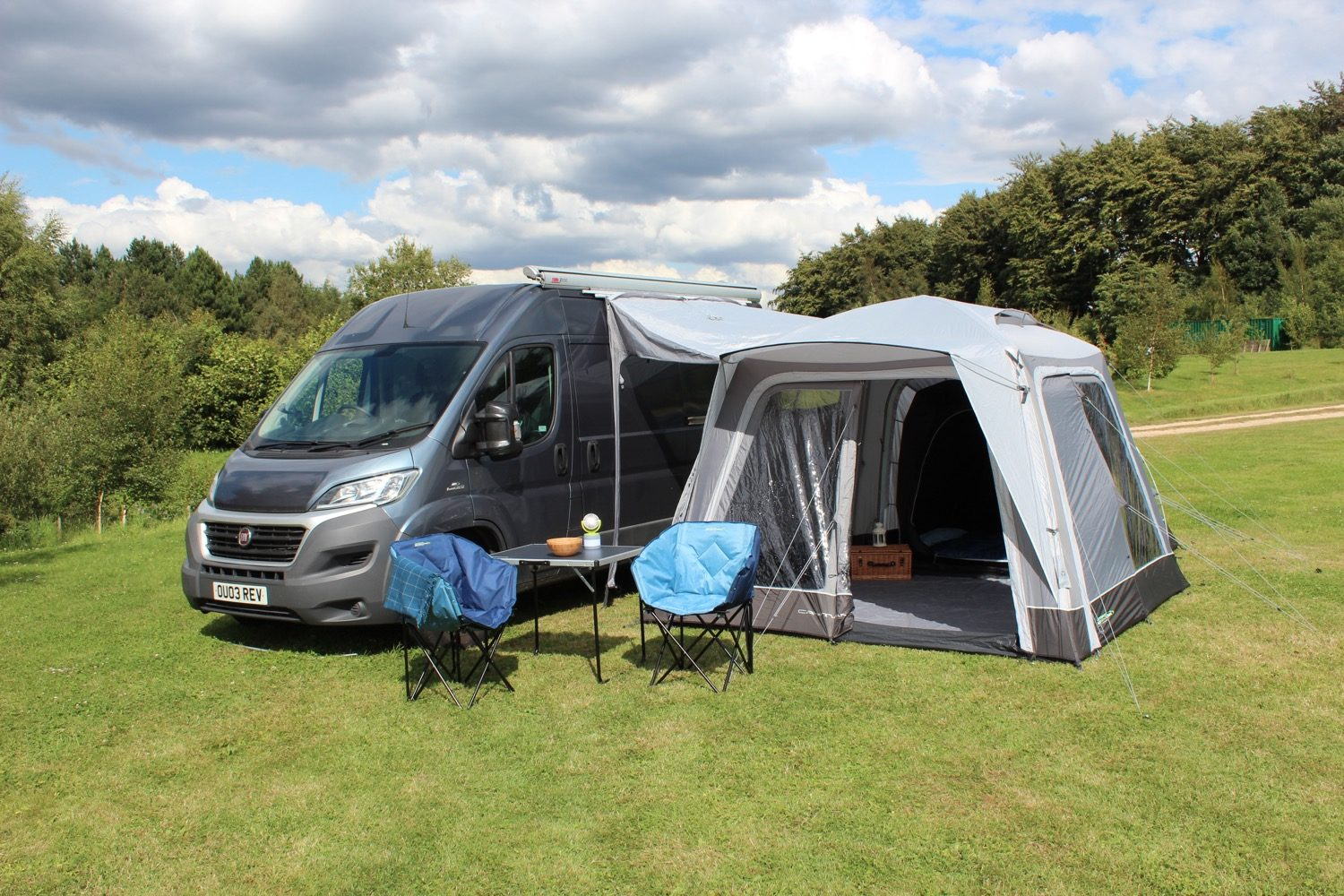 Outdoor Revolution Cayman Air 2021 Norwich Camping10