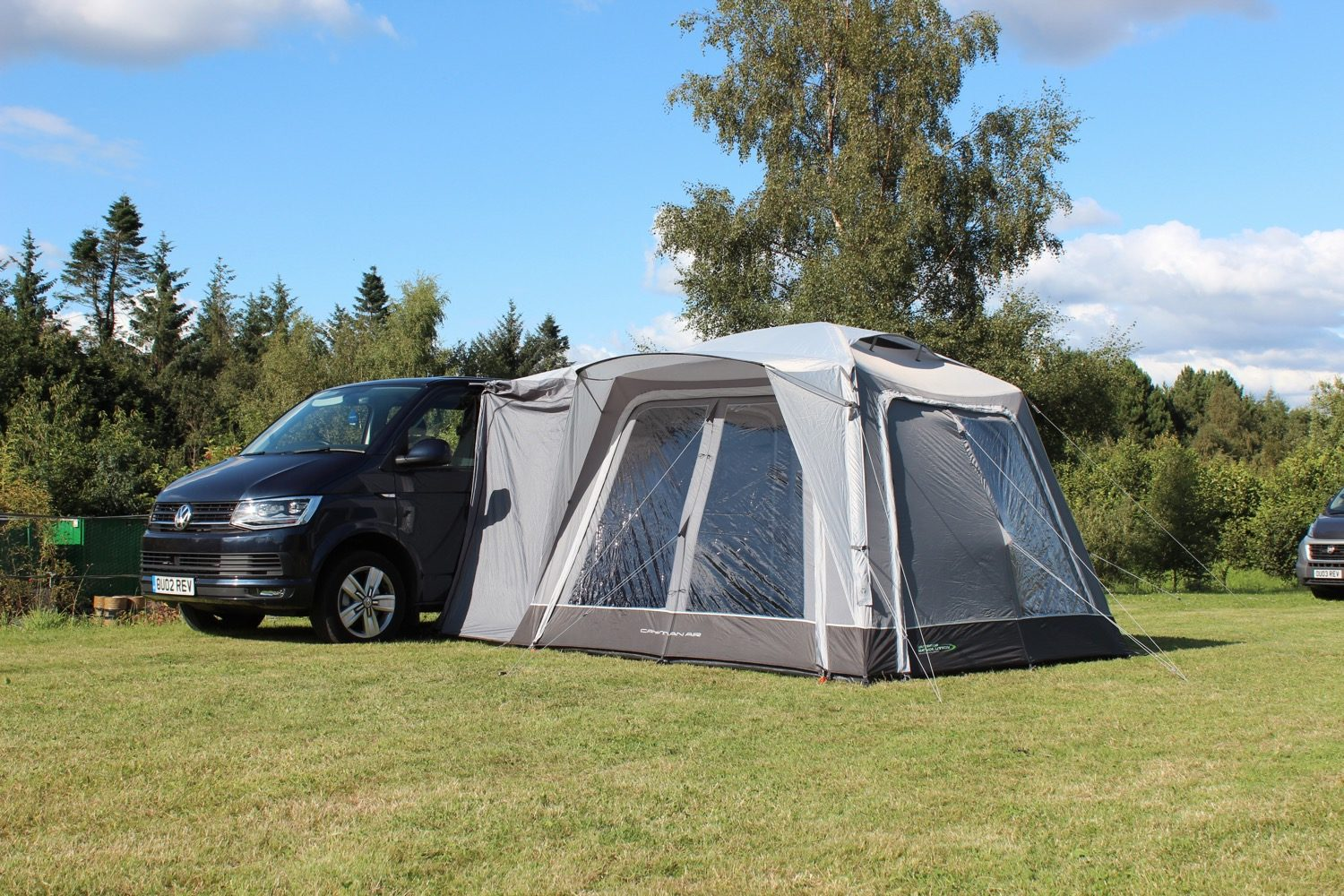 Outdoor Revolution Cayman Air 2021 Norwich Camping27